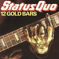 STATUS QUO: 12 GOLD BARS LP