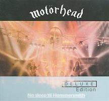 MOTÖRHEAD: NO SLEEP 'TILL HAMMERSMITH-DELUXE 2CD