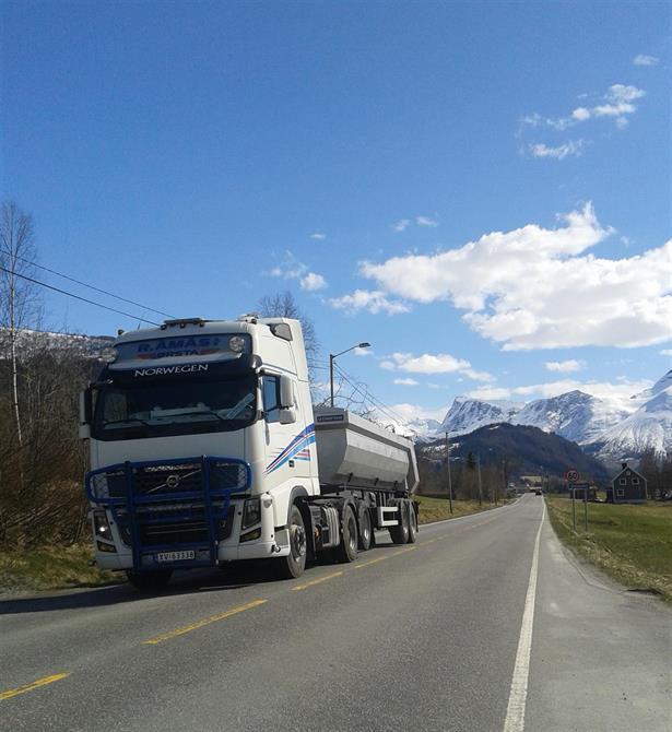 Transport av masse.