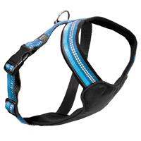 Dog Multi Harness Active Blå M