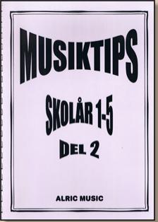 MUSIKTIPS 1-5  DEL 2