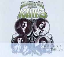KINKS: SOMETHING ELSE BY THE KINKS-DELUXE 2CD