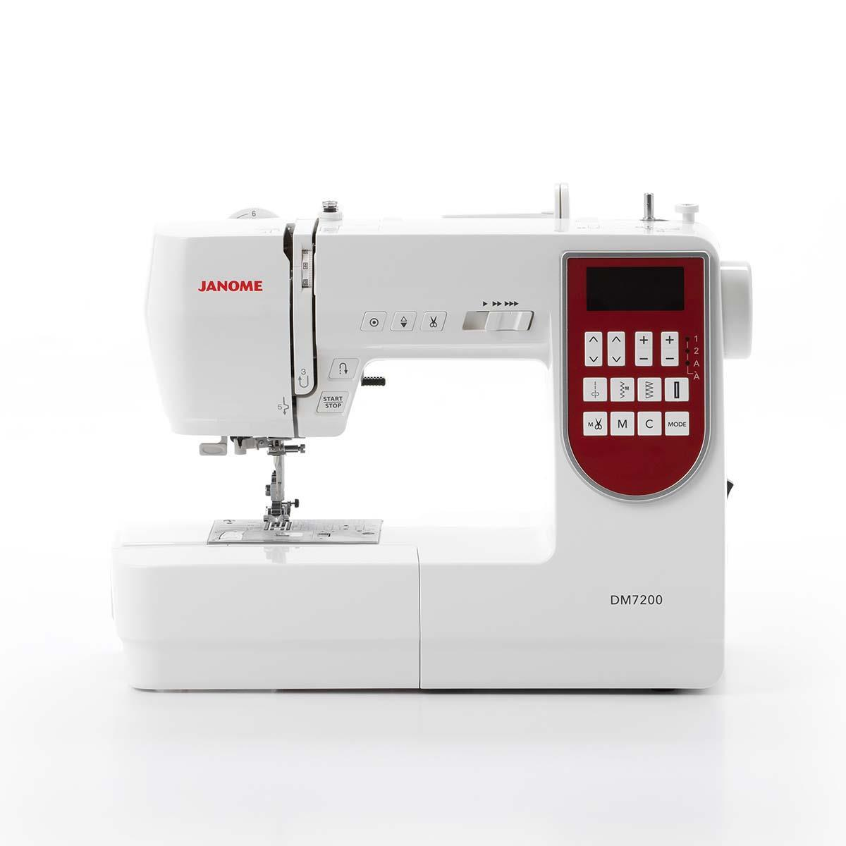 Janome: Decor Monogram 7200