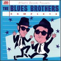 BLUES BROTHERS: THE COMPLETE BLUES BROTHERS 2CD