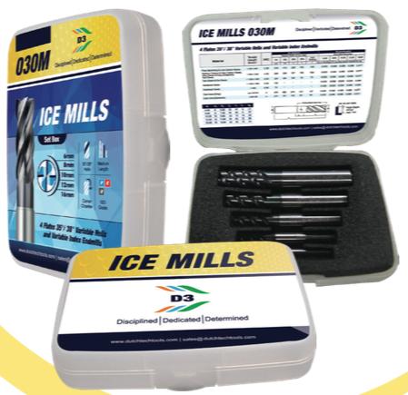 BOX ICE MILL 0300M