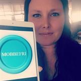 """Arbeid med appen """"Mobbefri"""""""