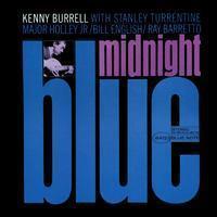 BURRELL KENNY: MIDNIGHT BLUE (RVG)