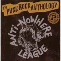 ANTI-NOWHERE LEAGUE: THE PUNK ROCK ANTHOLOGY 2CD