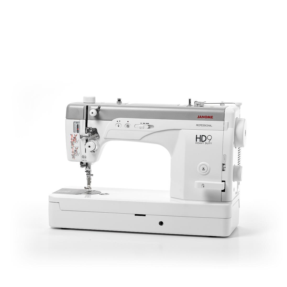 Janome: Heavy Duty HD9