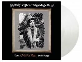 CAPTAIN BEEFHEART & HIS MAGIC BAND: THE MIRROR MAN SESSIONS-CLEAR 2LP