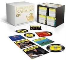 KARAJAN: COMPLETE RECORDINGS ON DG & DECCA (330CD+23DVD+2BRA)