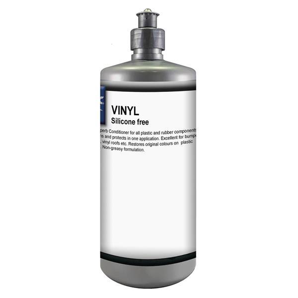 Vinyl (silicone free) 1 l - Muovi ja rengashoito