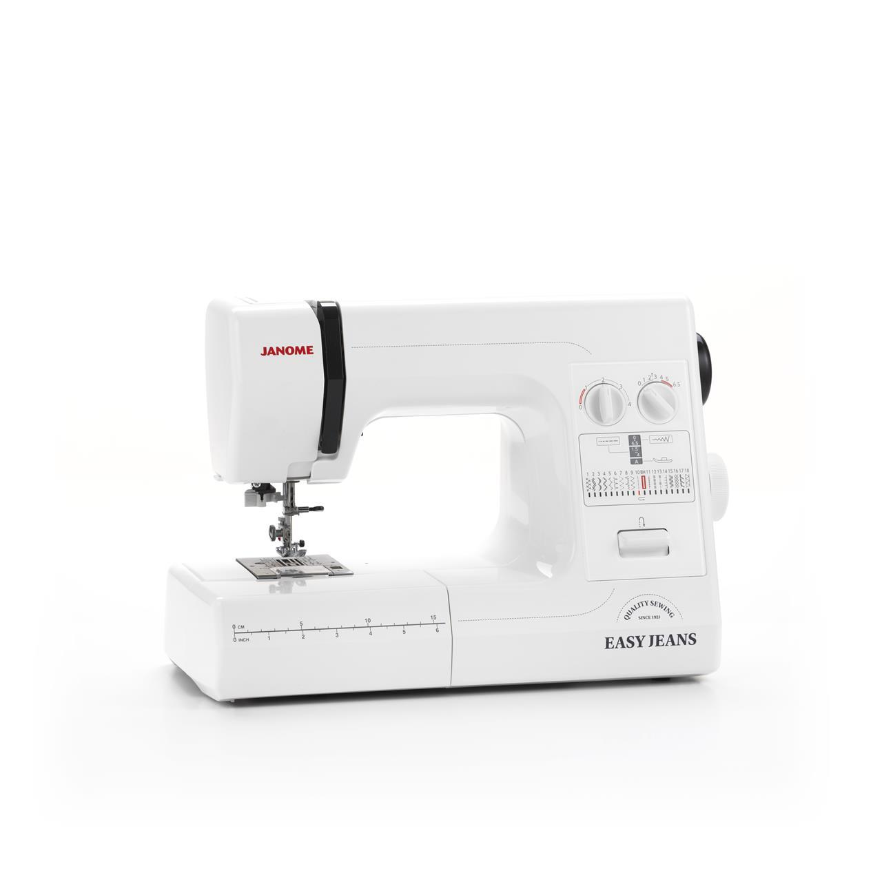 Janome: Easy jeans 1800