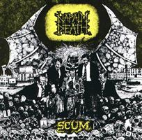 NAPALM DEATH: SCUM LP