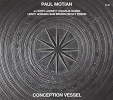 MOTIAN PAUL: CONCEPTION VESSEL (FG)