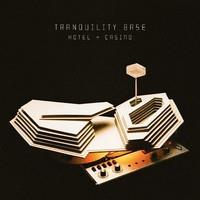 ARCTIC MONKEYS: TRANQUILITY BASE HOTEL + CASINO-INDIE EXCLUSIVE CLEAR LP