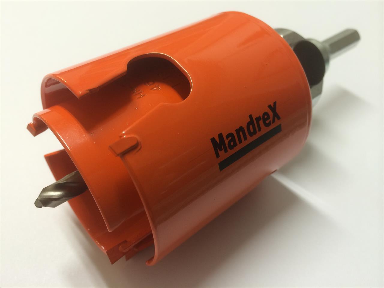 Hålförstoringsadapters MXqs ONE CLICK 3-pack