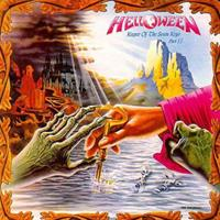 HELLOWEEN: KEEPER OF THE SEVEN KEYS PART TWO LP
