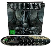 DIMMU BORGIR: FORCES OF THE NORTHERN NIGHT-EARBOOK 4CD+2DVD+2BD