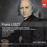 LISZT FRANZ/RISTO-MATTI MARIN: THE COMPLETE SYMPHONIC POEMS (FG)