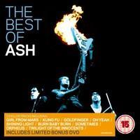 ASH: THE BEST OF ASH CD+DVD