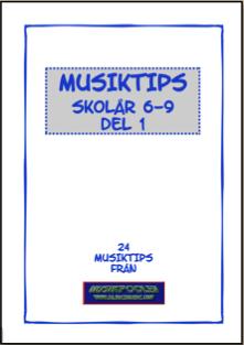 MUSIKTIPS 6-9  DEL 1
