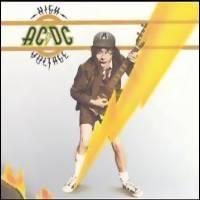 AC/DC: HIGH VOLTAGE LP