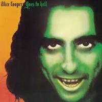 COOPER ALICE: GOES TO HELL-ORANGE LP