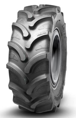 Traktordäck Radial 380/70R24 (13.6R24) BKT. Art.nr:600166