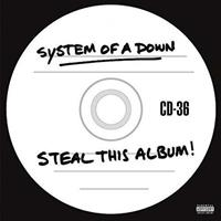 SYSTEM OF A DOWN: STEAL THIS ALBUM! 2LP