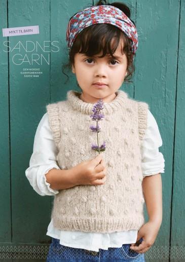 Sandnesgarn mønster nr 2012 Mykt til barn