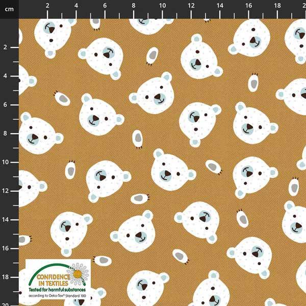 Happy polar bear jersey 19-568