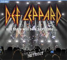 DEF LEPPARD: AND THERE WILL BE NEXT TIME 2CD+DVD