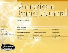 AMERICAN BAND JOURNAL No 189 - 192
