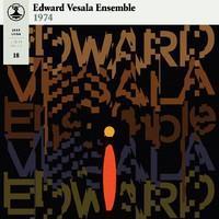 EDWARD VESALA ENSEMBLE: JAZZ-LIISA 18-ORANGE LP