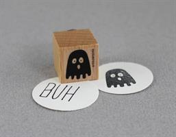 Stempel Medium Spøkelse BUH