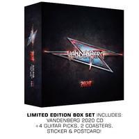 VANDENBERG: 2020-LIMITED DELUXE EDITION CD