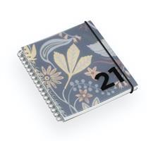 Kalender Plast A6+ Wire-o - 2021