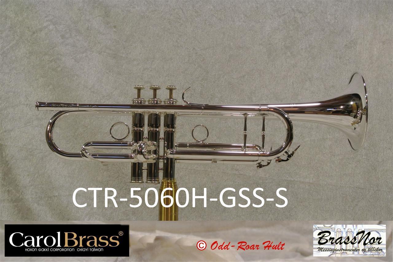 Bb trompet CTR-5060H-GSS-S