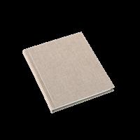 Notatbok vev A6+ Record Sand Ulinjert