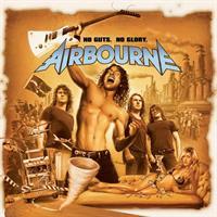 AIRBOURNE: NO GUTS. NO GLORY.-LTD. EDITION LP