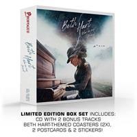 HART BETH: WAR IN MY MIND-DELUXE CD