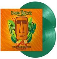 BRIAN SETZER ORCHESTRA: THE ULTIMATE COLLECTION-GREEN 2LP