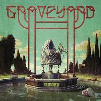 GRAVEYARD: PEACE-TRANSPARENT LP