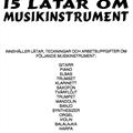 15 LÅTAR OM MUSIKINSTRUMENT