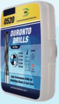 DURONTO DRILL 5XD BOX STÅL