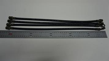 Bromsslangsats 520mm