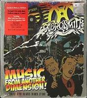 AEROSMITH: MUSIC FROM ANOTHER DIMENSION-LIMITED DELUXE 2CD+DVD