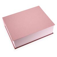Vevboks Høy A4 Dusty Pink