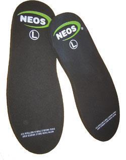 Neos EVA Innleggsåle L